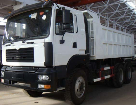 26 Ton, heavy duty truck
