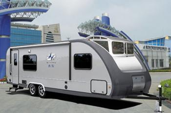 QXHT2 travel trailer