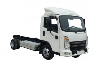 5 tons Electric Truck from automobile factory