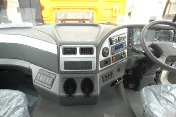 Right hand drive PW10BY medium truck cab for Shacman