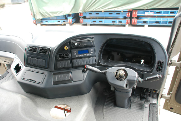 Right hand driving Heavy Truck Cabin PW09SY